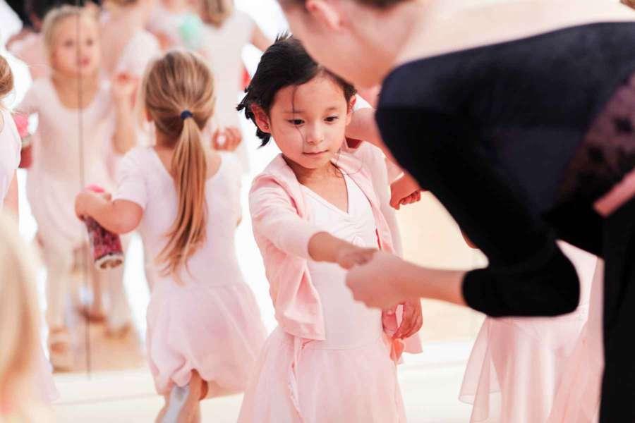 Ballettschule-Groenendyk-Hannike-Martens-Kinderballett