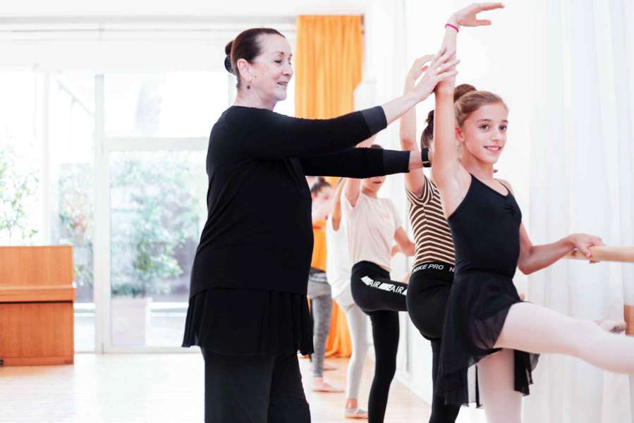 Ballettschule-Groenendyk-Jugendliche
